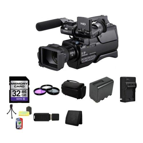 sony-hxr-mc1500e-shoulder-mount-pal-avchd-camcorder-32gb-sdhc-class-10-memory-card-37mm-3-piece-filt
