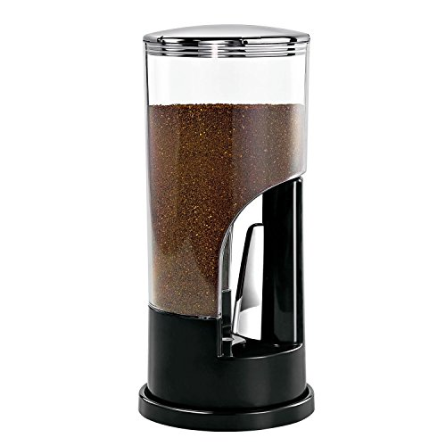 honey-can-do-kch-06079-indispensable-coffee-dispenser-fuer-227-g-gemahlenen-kaffee-plastik-schwarz-1