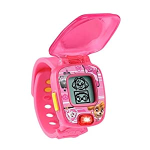 VTech 199583 Paw Patrol Skye - Reloj de Pulsera de Juguete Preescolar