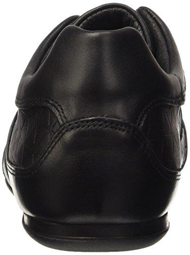 Planalto Springer nero Couro L Homens shoe Preto Bombas 99 Durchgängies Bikkembergs M q5xYFw4xP