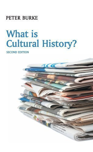 What is Cultural History by Burke, Peter Published by Polity 2nd (second) edition (2008) Paperback