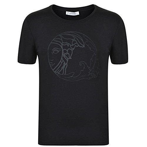 versace-collection-homme-t-shirt-tee-top-haut-imprime-manche-courte-casual-noir-x-large