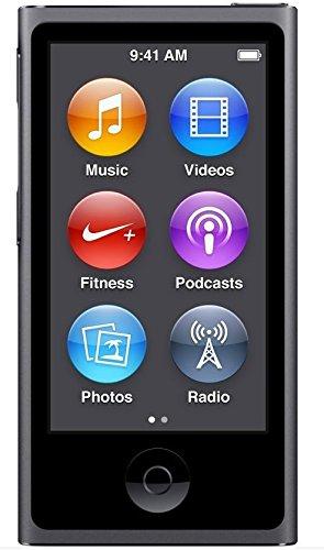 Apple iPod Nano 7. Generation 16GB Space Grey