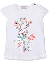 boboli, 211037 - Camiseta Punto Liso para bebé-niñas