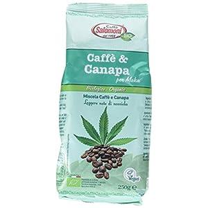 Salomoni Caffe' & Canapa Bio - 3 Confezioni da 250 ml