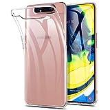 Yocktec Hülle für Samsung Galaxy A80/ A90, Ultra-dünne Schutzhülle weiche TPU Gel-Abdeckung Handyhülle Silikon Case Cover [Kratzfest] [Stoßdämpfung] für Samsung Galaxy A90/ A80 Smartphone