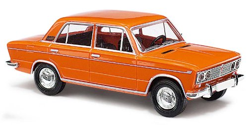 Busch Voitures - BUV50502 - Modélisme - Lada 1500 Collection CMD - Orange