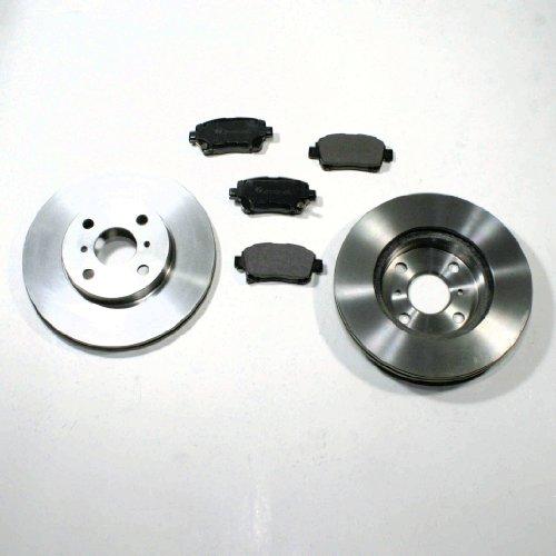 Bremsscheiben Ø 234 mm/Bremsen + Bremsbeläge für hinten/für die Hinterachse