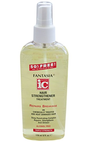 Fantasia Hair Strengthener Treatment