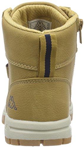 Kappa - Cammy K Footwear Kids, Sneaker Unisex – Bambini Beige (4167 Beige/navy)
