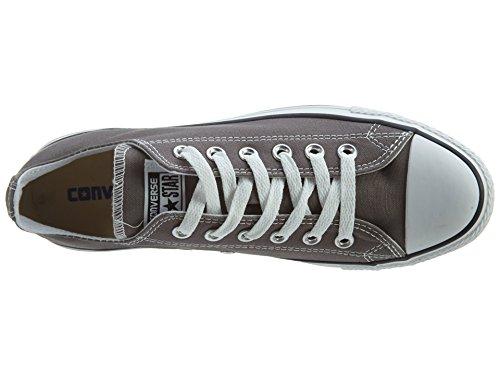 Converse Ctas Core Ox, Baskets mode mixte adulte Gris