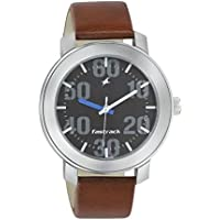 Fastrack Casual Analog Black Dial Men's Watch - 3121SL01