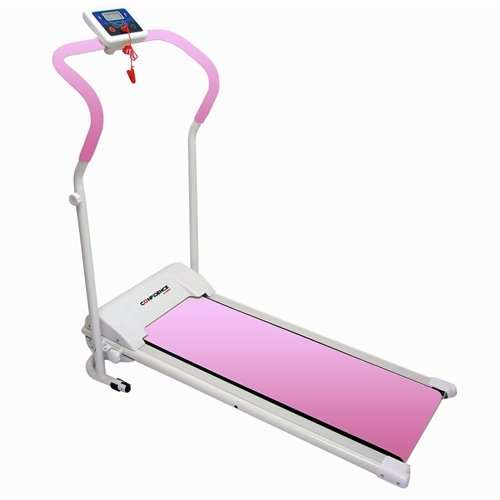 Confidence Power Plus Motorisiertes Laufband Pink