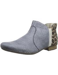 Rieker 71975 Damen Kurzschaft Stiefel
