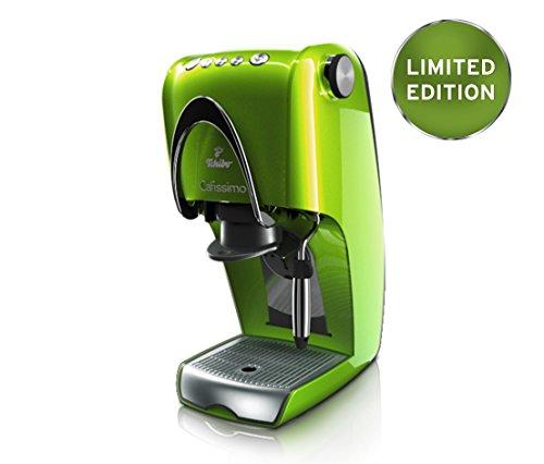 Tchibo Kaffeekapselmaschine Cafissimo CLASSIC, Granny Green