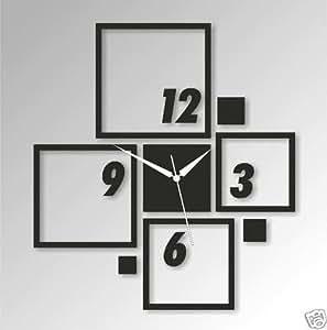 Horloge murale moderne design d coratif cadeau d coration for Horloge murale moderne design
