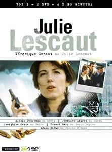 JULIE LESCAUT - Coffret 4 Episodes