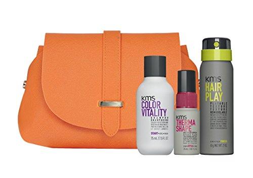 KMS Couleur Vitalité Format voyage Style kit (3 Products)