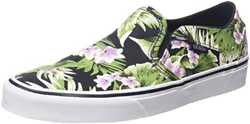 vans-damen-asher-sneakers-mehrfarbig-tropical-flowers-green-39-eu