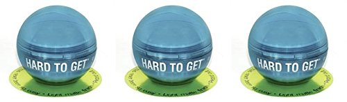 3er Set: TIGI Bed Head Hard to Get Paste 42 Gramm (Head Styling Bed Paste)