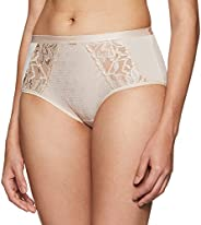 Marks & Spencer Women's Wild Blooms Lace High Waisted Full Briefs