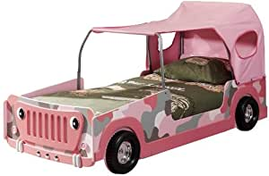 Lit jeep Swithome Divertilit 90x200 Rose