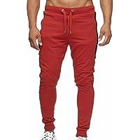 Amazon.it  leggings rossi uomo - 2XL  Sport e tempo libero 98b556755c59