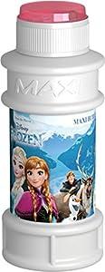Dulcop-Tubo de pompas de jabón de Frozen, 103599000F, 175ml