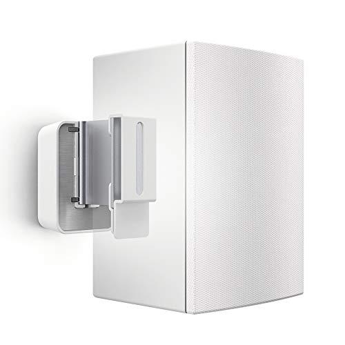 Vogel's SOUND 3200 Universeller Lautsprecher Wandhalter 5kg, Geeignet für Denon Home 150, weiß (1x)