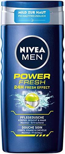 NIVEA Men Dusche Power Fresh, 250 ml