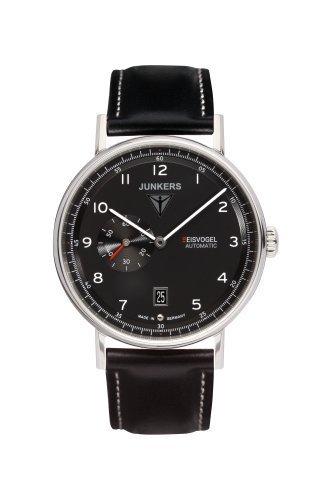 Junkers orologio uomo Eisvogel F13 automatico 6704-2