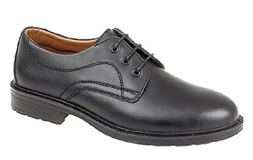 mens-grafters-managers-plain-tie-safety-shoes-black-coated-action-leather-mens-uk-9-eu-43