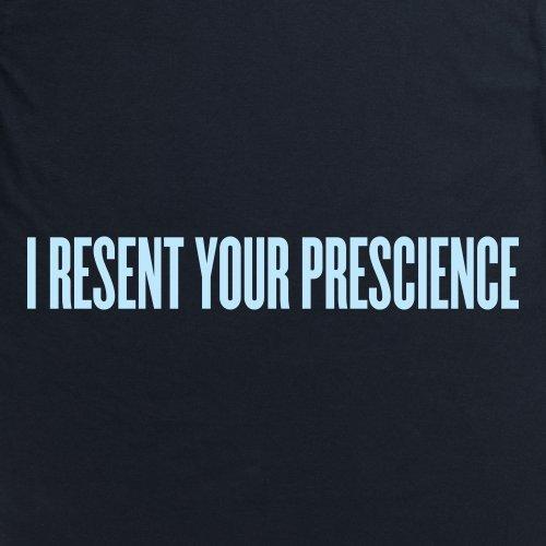 Prescience T-Shirt, Damen Schwarz