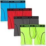 FREEGUN Boxer, Garçon, Multicolore (Multicolor E1), Taille Fabricant: 10/12 (Lot de...