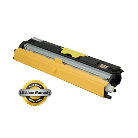 Konica Minolta Magicolor 1600w 1650en 1680mf 1690mf Yellow A0v30cf Toner Cartridges by Konica-Minolta