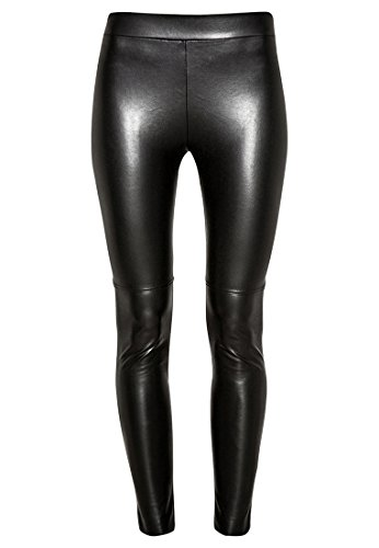 Wolford Damen Estella Leggings black 40 (Wolford Leggings)