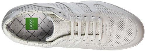 Boss Green Arkansas_lowp_ltpf 10197500 01, Sneakers Basses Homme Blanc (White 100)