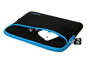 COOL BANANAS RainSuit P2 neoprene sleeve for iPad 2 and the new iPad 3 rd gen. in blue
