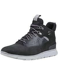 Timberland - Killington Hiker Chukka Black Nubuk - Sneakers Men