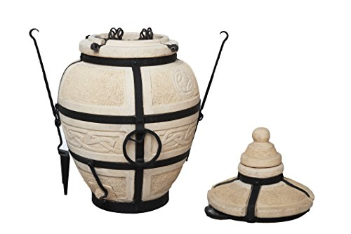 Amphora Tandoors Esaul Oven Tandoor Tandoori Tandir