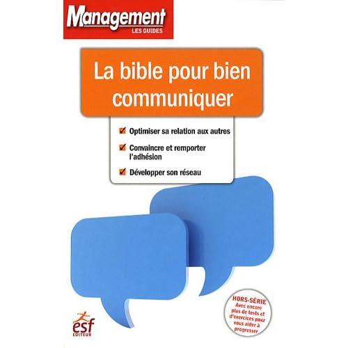 La bible pour bien communiquer