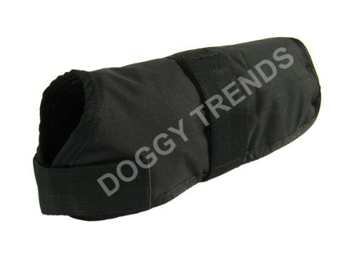 Waterproof Dog Coats Rain Warm Jacket Black Navy Pink Maroon Green Purple All Sizes 10-Inches to 30-Inches (20-Inch… 1
