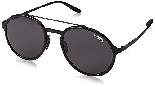 Carrera Herren 140/S IR 003 Sonnenbrille, Schwarz (MATT BLACK/GREY BLUEE), 53