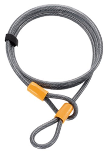 Preisvergleich Produktbild OnGuard 8044 Akita 10mm x 4' Flex Cable by OnGuard