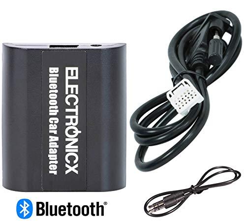 Electronic BTA-TOY2 Digitaler Musik-Adapter AUX Bluetooth Freisprecheinrichtung CD-Wechsler passend für Toyota Scion Daihatsu -