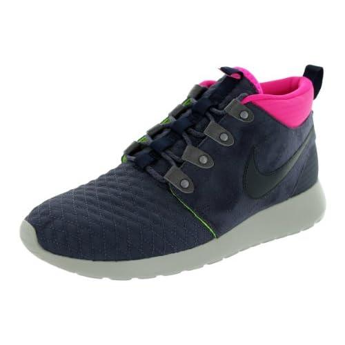 41da4 aek7L. SS500  - NIKE Roshe Run Sneaker Boot Unisex 615601 006