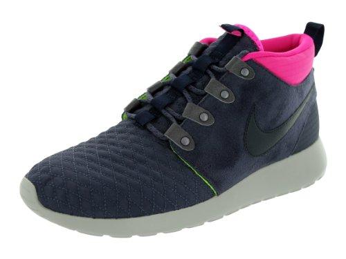 Roshe Run Sneakerboot Gridiron / drk Obsdn / pnk Fl / VLT scarpa da corsa 9 US Violett