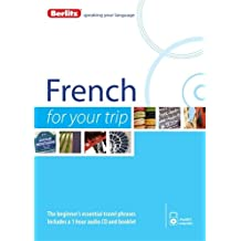Berlitz Language: French For Your Trip (Berlitz For Your Trip)