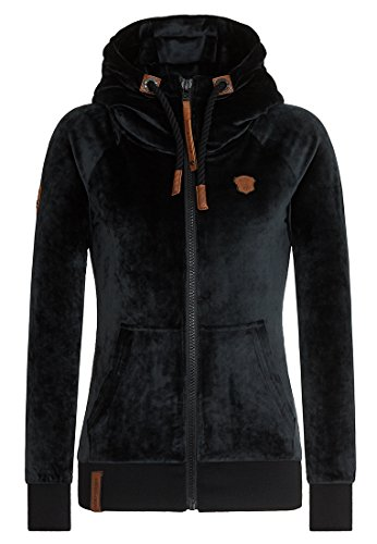 Naketano Female Zipped Jacket Brazzo Mack