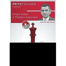 King's Indian: A Modern Approach: Fritztrainer: Interaktives Videoschachtraining